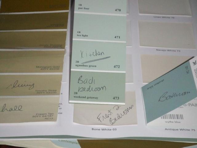 94 color palette