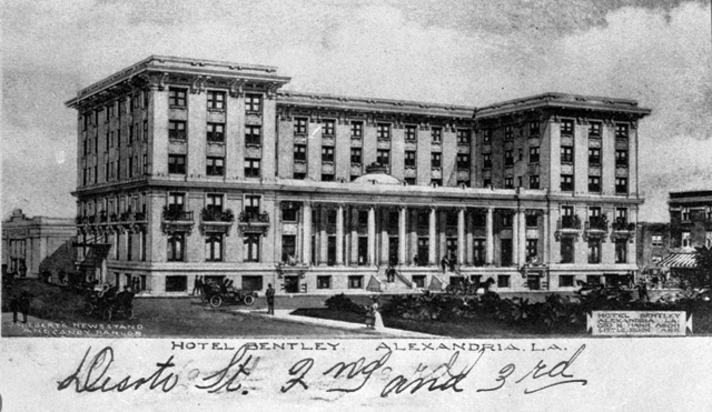 The Hotel Bentley 1907-08