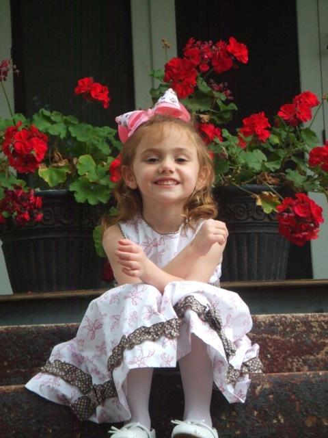 Vivian Easter 2009