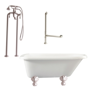 Clawfoot tub from Lowes