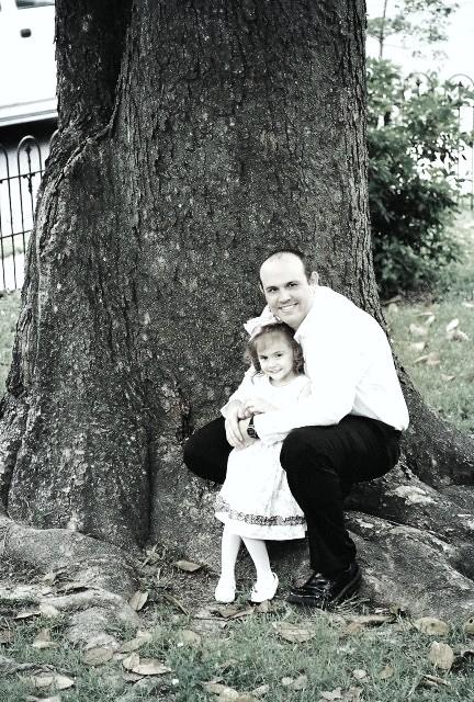 Steven and Vivian...Easter 2009