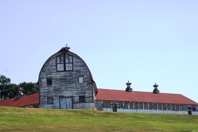 CLSH Dairy Barn 9-01-09