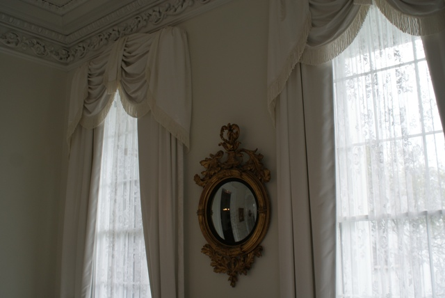 The White Ball Room