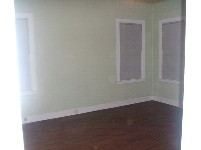 "AFTER another back bedroom.  Vivian was three when I painted this room and when I opened the can she said ""Broccoli!!!"""
