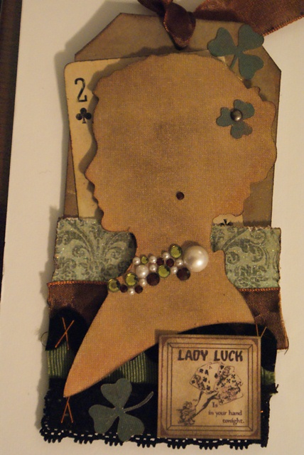 Lady Luck Tag