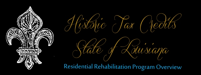 Louisiana tax credits header for blog post